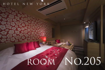 Junior Suite Room【205】の画像